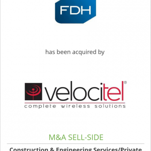 FDH has been acquired by Velocitel