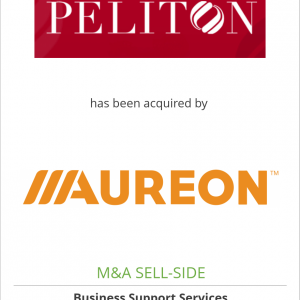 Peliton, LLC has been acquired by Aureon, Inc.