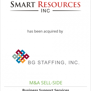 Smart Resources Inc. has been acquired by BG Finance and Accounting, Inc.