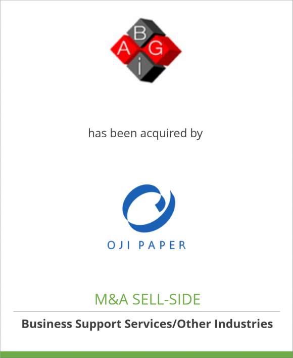 Box Asia Group, Ltd. has been acquired by Oji Holdings Corp.