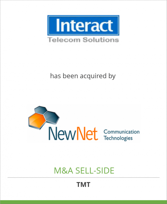 Interact, Inc. has been acquired by NewNet Communication Technologies, LLC
