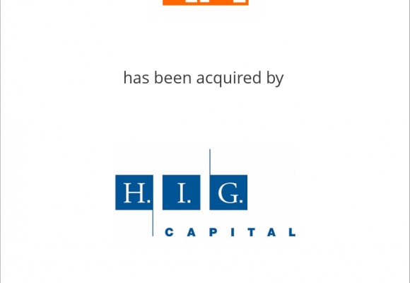 Team Products International Inc. has been acquired by H.I.G. Capital